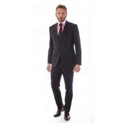 Costume Cloth Dormeuil Couleur Noir