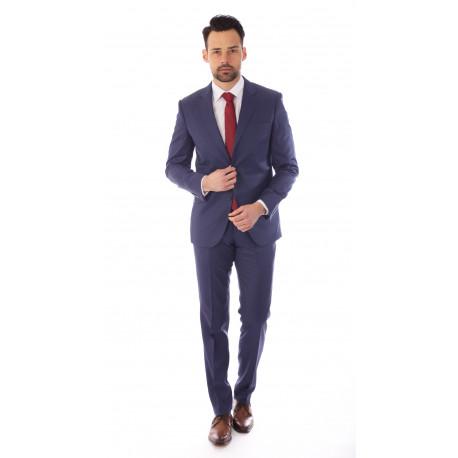 Costume Cloth Dormeuil Bleu