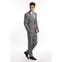 Costume RONCENNI Gris Clair