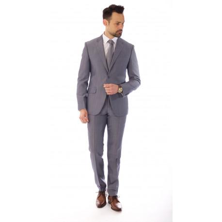 Costume Cloth Ermenegildo Zegna M gris