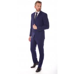 Costume Cloth Ermenegildo Zegna Bleu