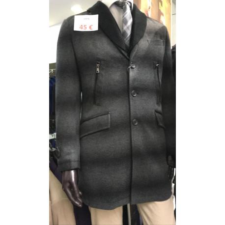 Manteau laine mélange